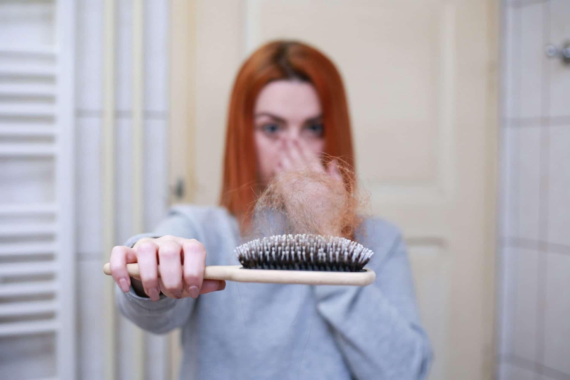 Alga spirulina per non perdere i capelli