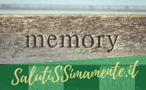 integratori per la memoria