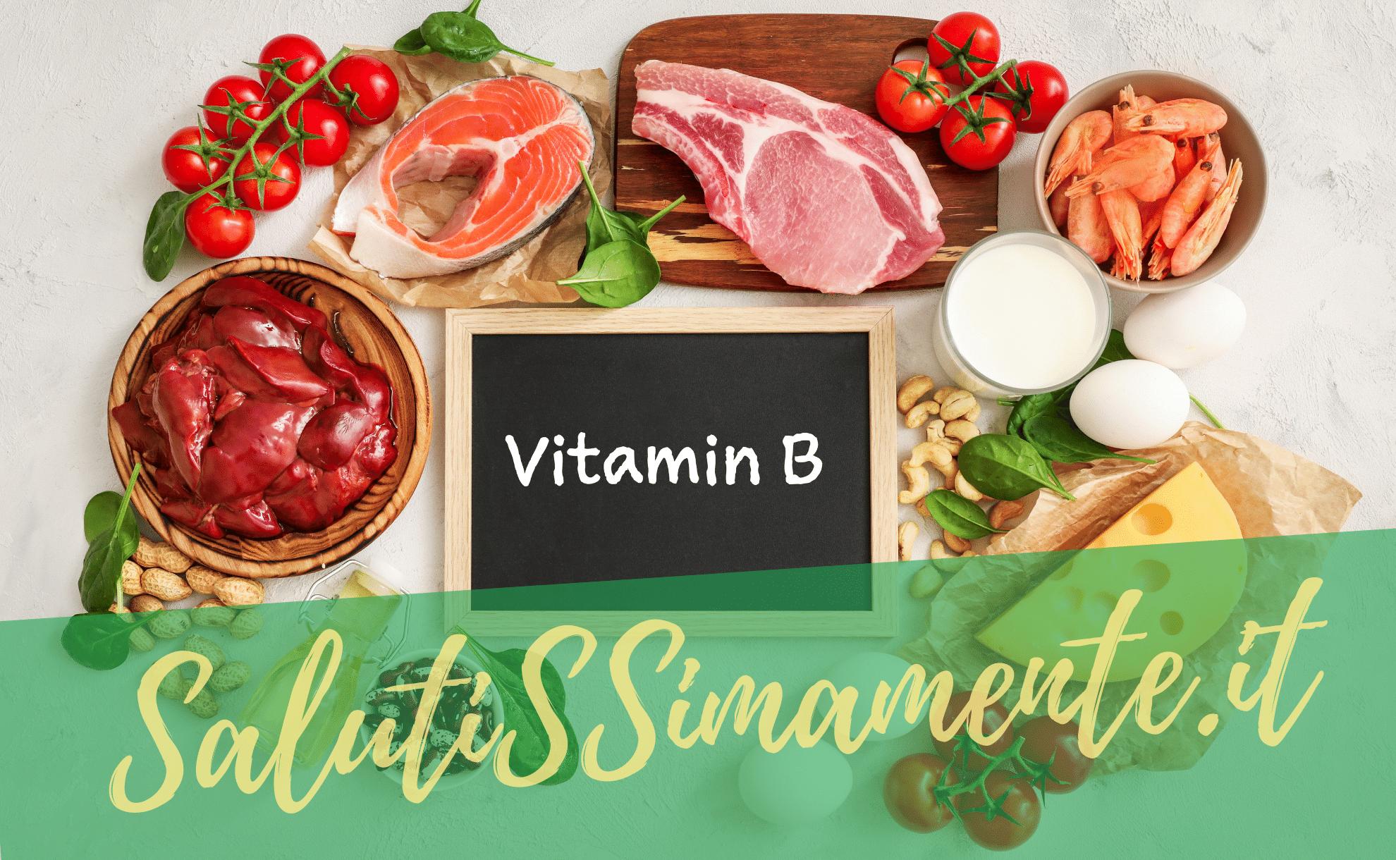 dove si trova la vitamina b