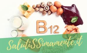 vitamina b12 in quali alimenti la possiamo trovare