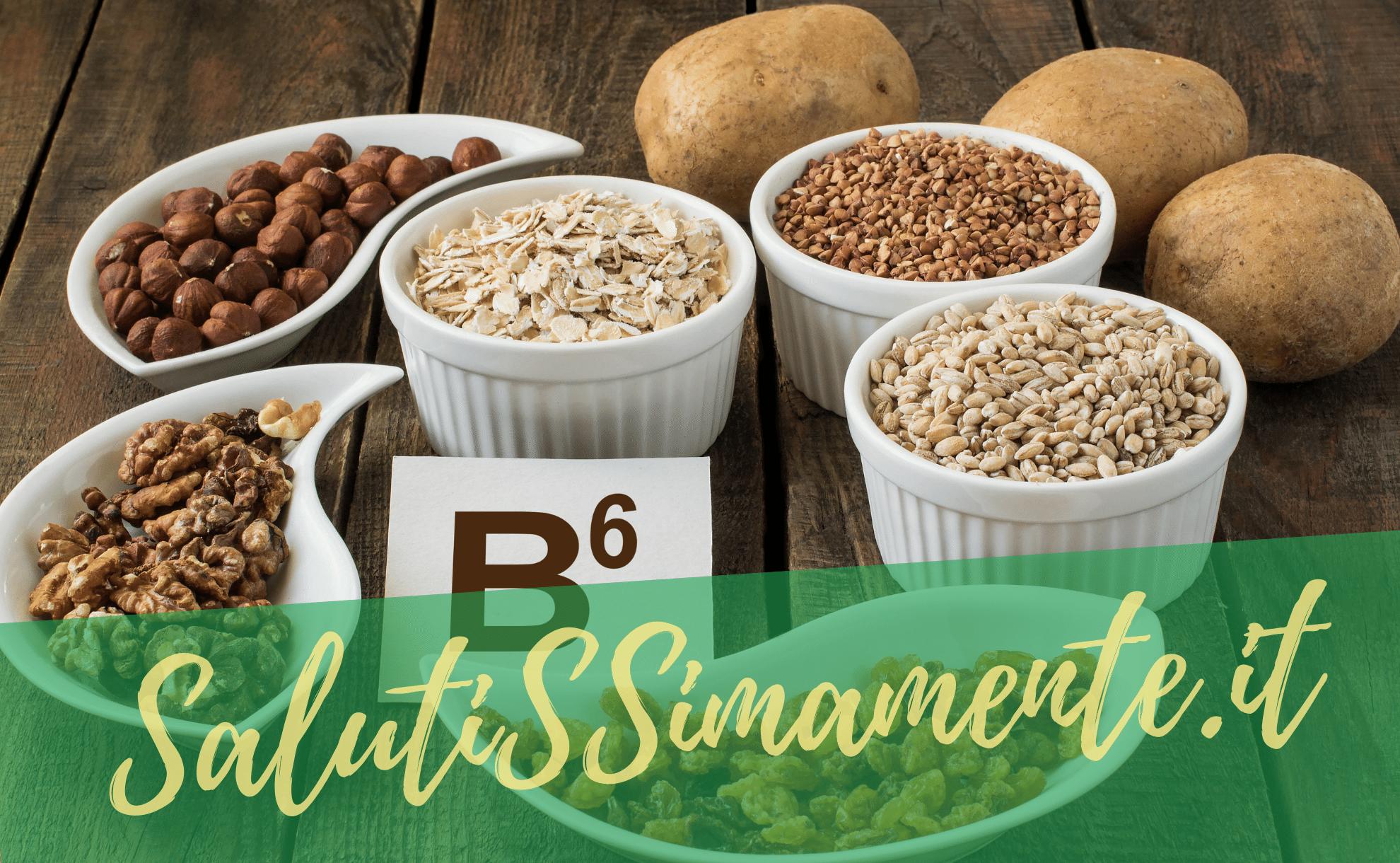 vitamina b6 a cosa serve
