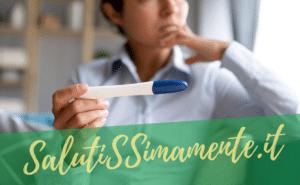 Perché test ovulazione positivo prima del ciclo